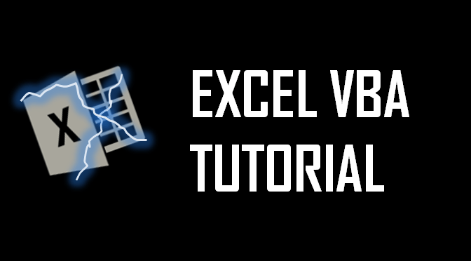 The Ultimate Excel VBA Tutorial