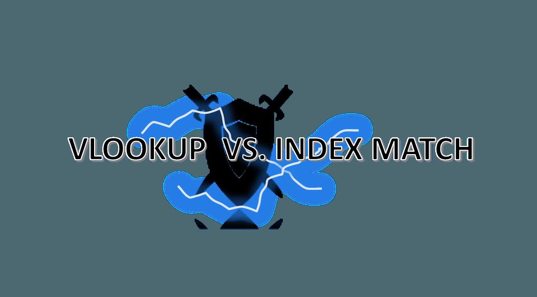 Excel VLOOKUP vs INDEX MATCH vs SQL vs VBA