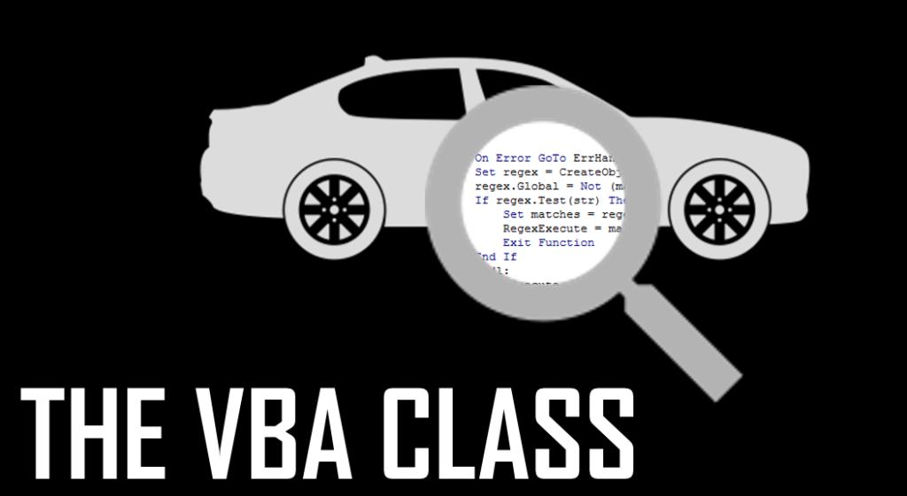 vba class