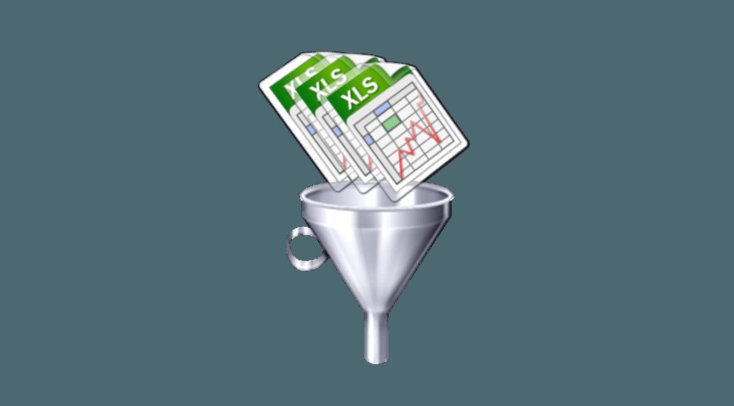 Merging worksheets / tables in Excel