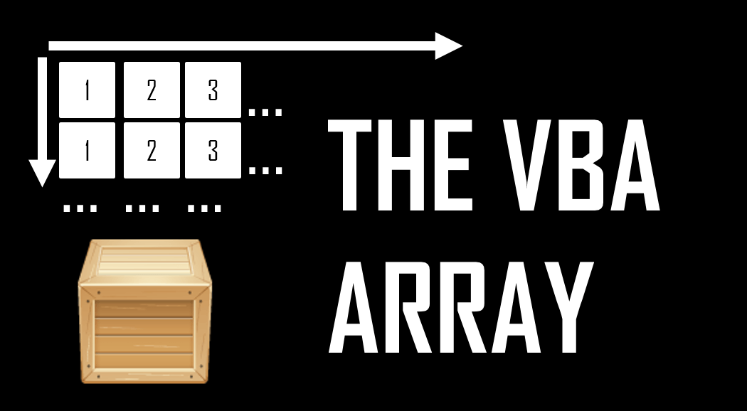 vba array