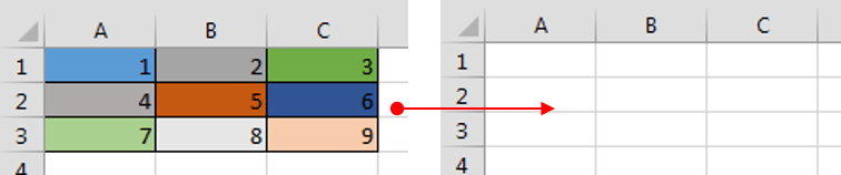 Excel Range Clear function example