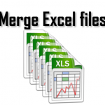 Merge Excel files - How to merge multiple Excel files