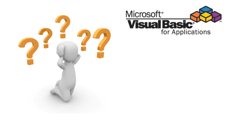 Do you really need Visual Basic for Applications macro for that?