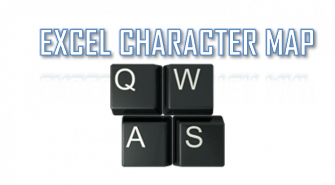 Excel Character Codes and using CHAR / CODE functions