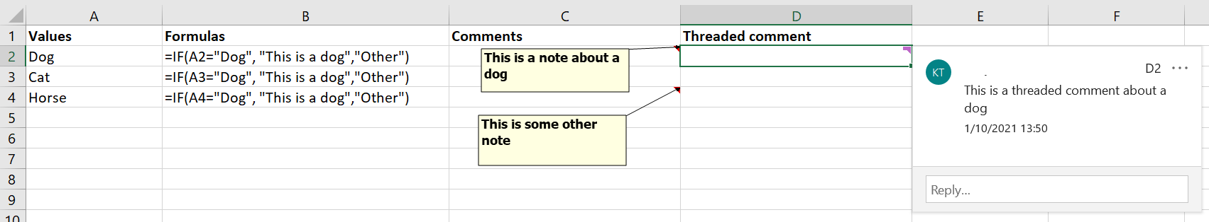 VBA Range Find using LookIn to search in Values, Formulas, Notes or Threaded Comments